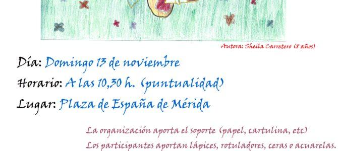 XXIV Concurso de dibujo infantil (13 de noviembre)