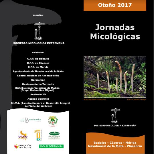 Jornadas Micológicas 2017