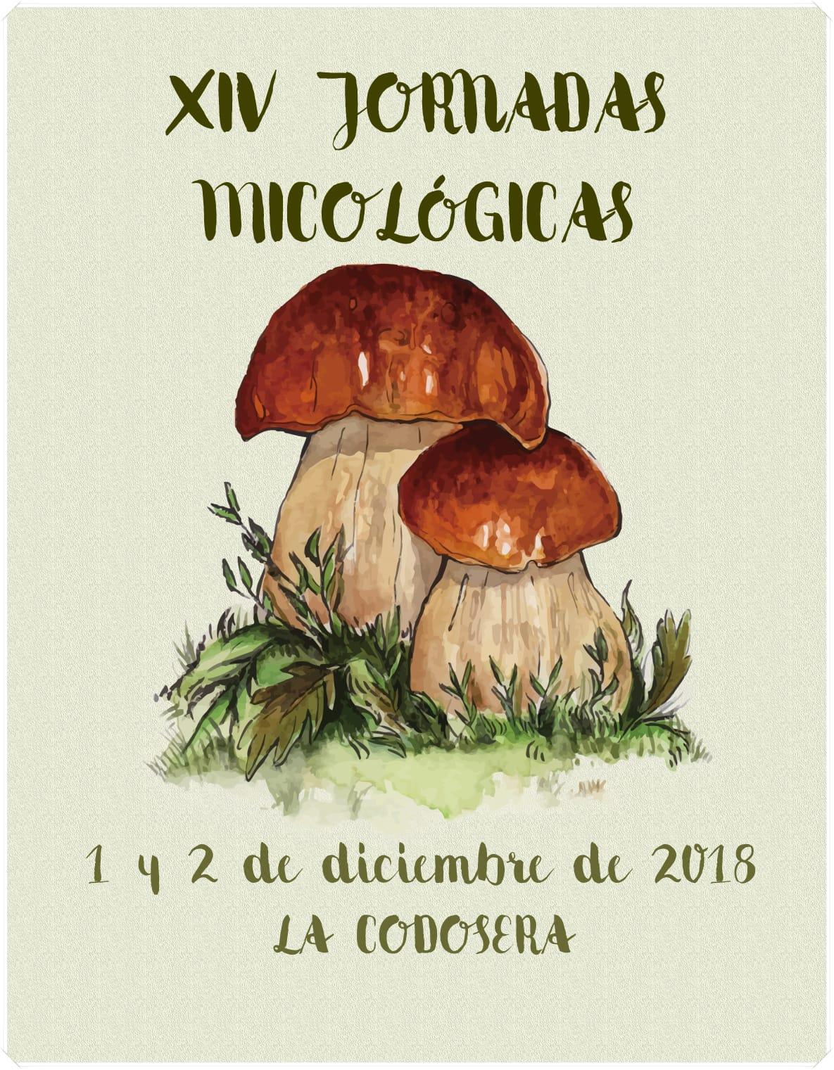 XIV Jornadas Micológicas – La Codosera 1 y 2 de diciembre